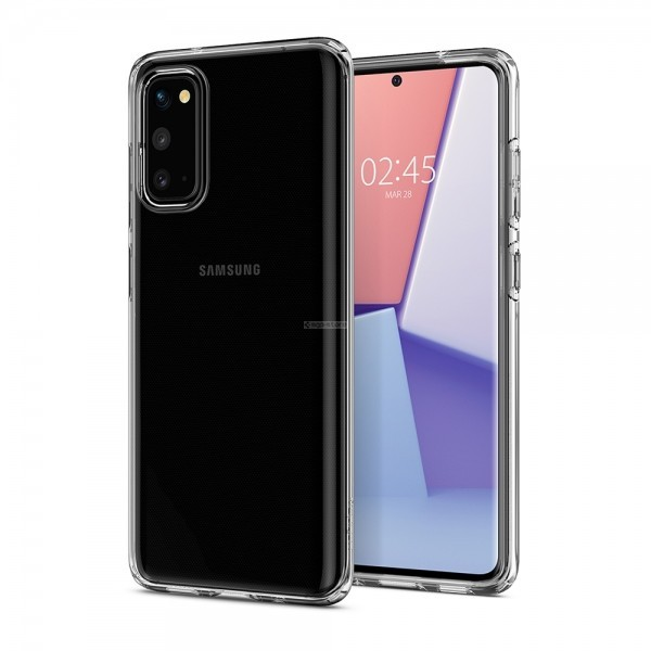Чехол для Galaxy S20 - Spigen - SGP - Crystal Flex