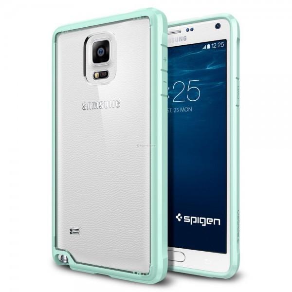 Чехол-гибрид для Galaxy Note 4 - Spigen - SGP - Ultra Hybrid