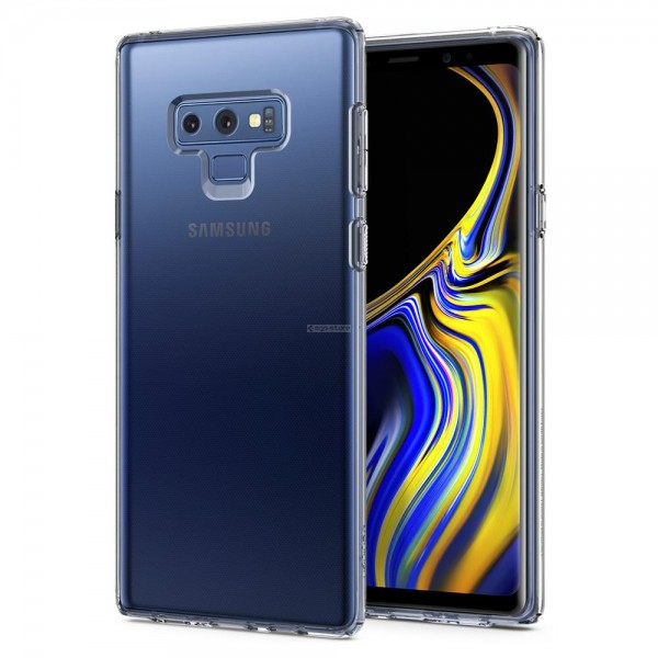 Чехол-капсула для Galaxy Note 9 - Spigen - SGP - Liquid Crystal