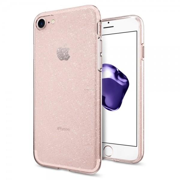 Чехол для iPhone SE (2020) / 8 / 7 - Spigen - SGP - Liquid Crystal Glitter