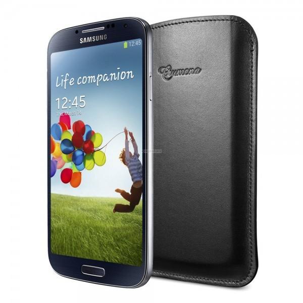 Чехол-карман для Samsung Galaxy S4 - Spigen - SGP - Crumena
