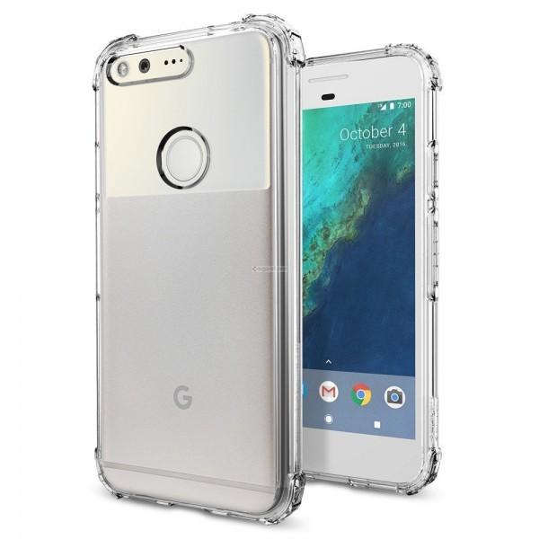 Чехол для Google Pixel - Spigen - SGP - Crystal Shell