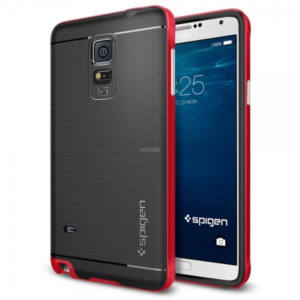 Чехол для Galaxy Note 4 - Spigen - SGP - Neo Hybrid