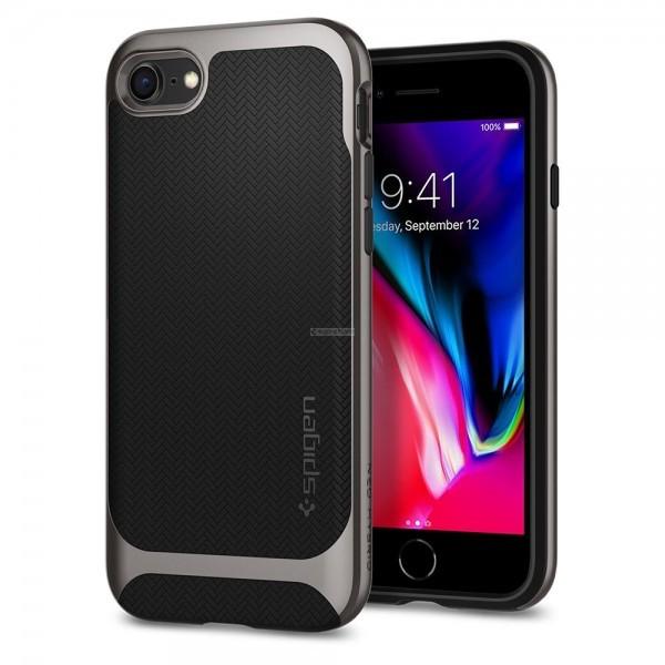 Чехол для iPhone SE (2020) / 8 / 7 - Spigen - SGP - Neo Hybrid Herringbone