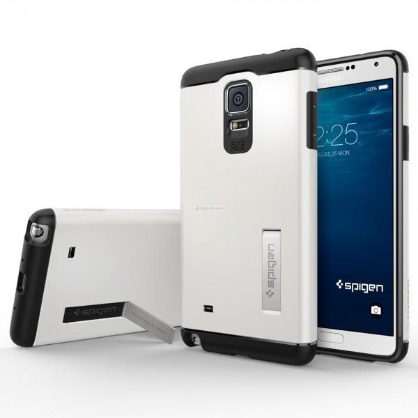 Чехол для Galaxy Note 4 - Spigen - SGP - Slim Armor
