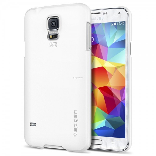 Чехол-накладка для Galaxy S5 - Spigen - SGP - Ultra Fit