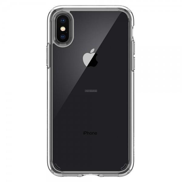 Гибридный чехол для iPhone XS / X - Spigen - SGP - Ultra Hybrid
