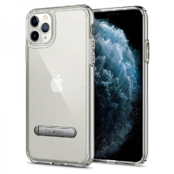 Гибридный чехол для iPhone 11 Pro Max - Spigen - SGP - Ultra Hybrid S