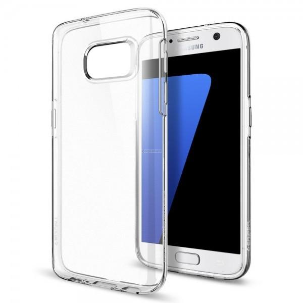 Капсула для Galaxy S7 - Spigen - SGP - Liquid Crystal