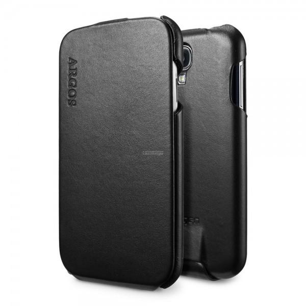 Кожаный чехол для Galaxy S4 - Spigen - SGP - Argos