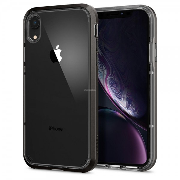 Прозрачный чехол для iPhone XR - Spigen - SGP - Neo Hybrid Crystal
