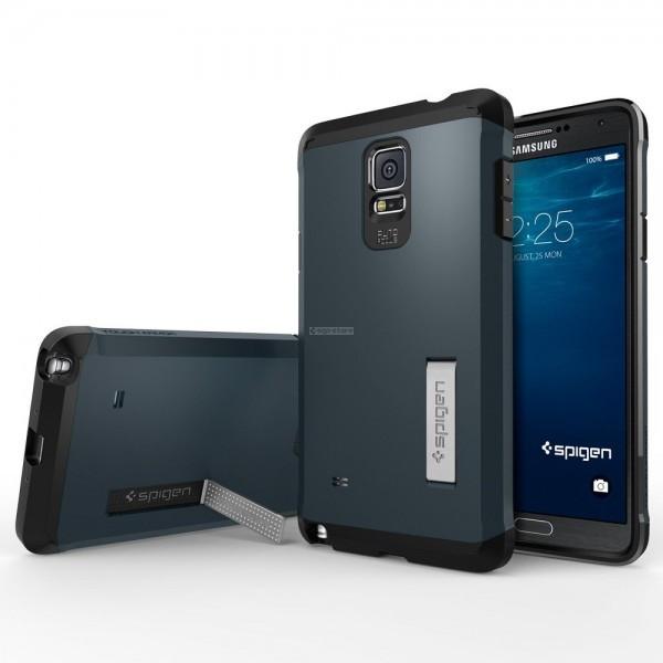 Защитный чехол для Galaxy Note 4 - Spigen - SGP - Tough Armor