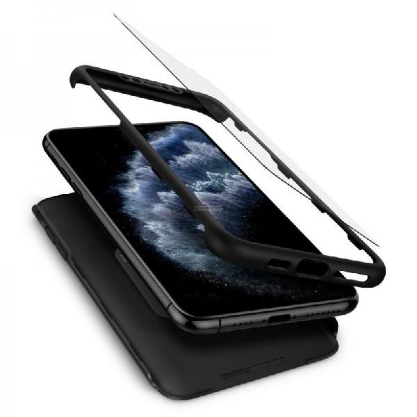 Защитный чехол для iPhone 11 Pro - Spigen - SGP - Thin Fit 360