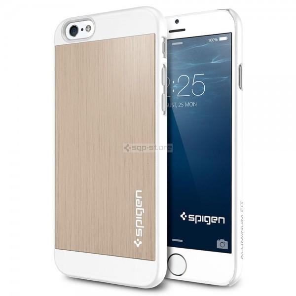 Алюминиевый чехол для iPhone 6s / 6 - Spigen - SGP - Aluminum Fit