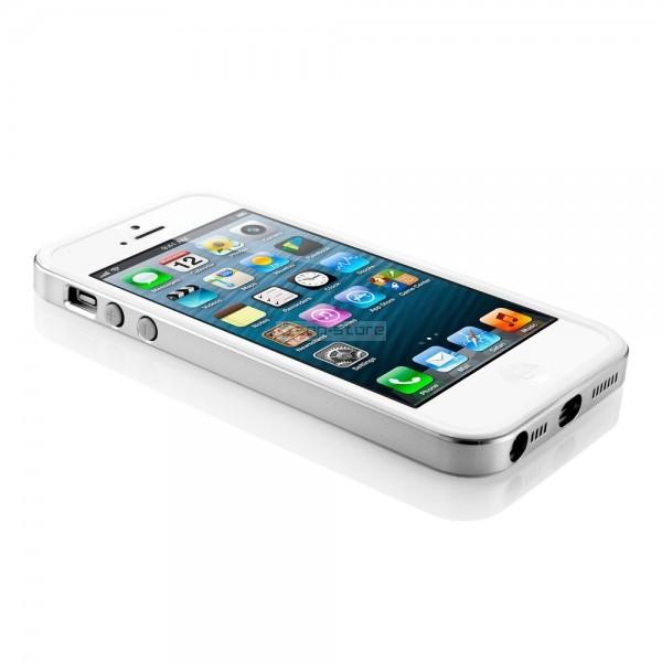 Бампер для iPhone SE / 5s / 5 - Spigen - SGP - Neo Hybrid EX Metal