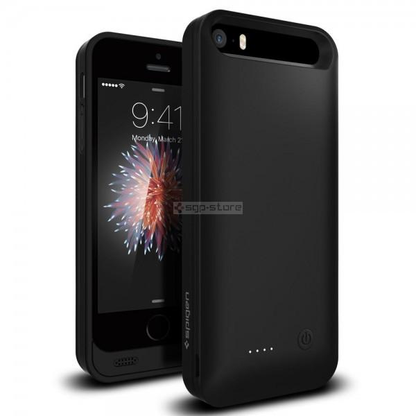 Чехол-аккумулятор чехол для iPhone SE / 5s / 5 - Spigen - SGP - V24SE