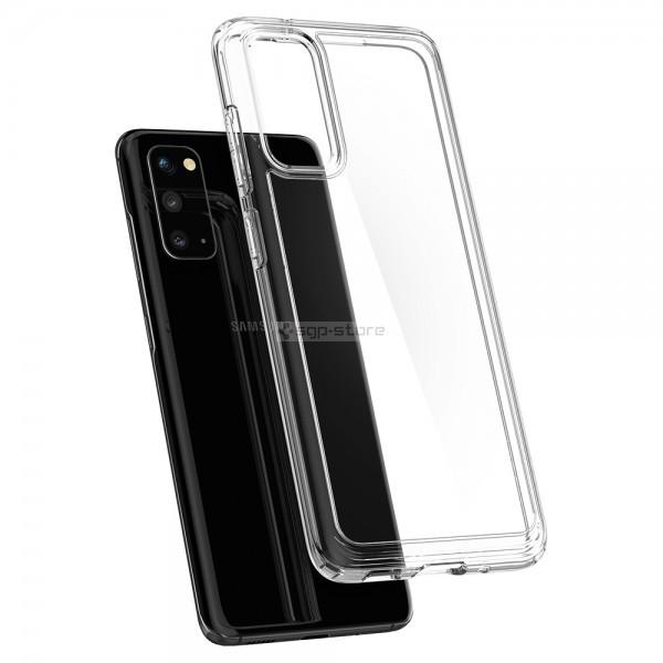 Чехол для Galaxy S20 - Spigen - SGP - Crystal Hybrid