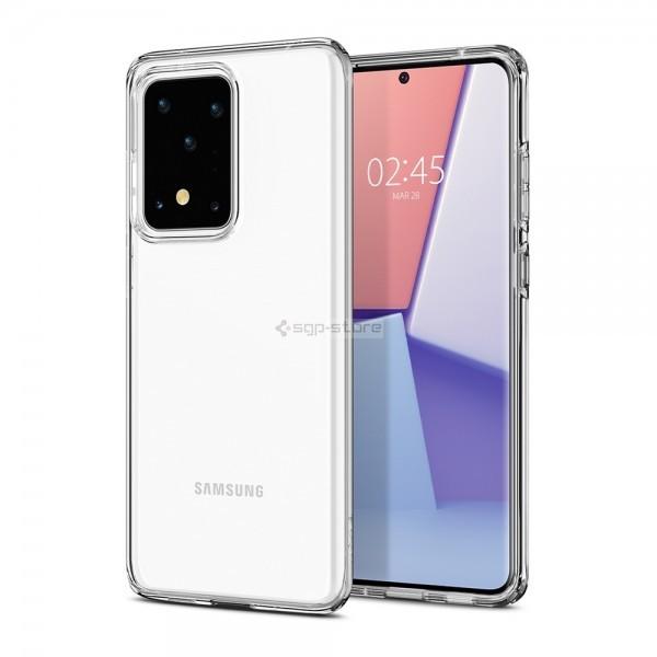 Чехол для Galaxy S20 Ultra - Spigen - SGP - Crystal Flex