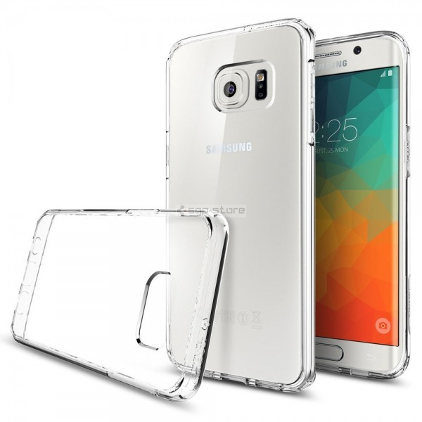 Чехол-гибрид для Galaxy S6 Edge Plus - Spigen - SGP - Ultra Hybrid