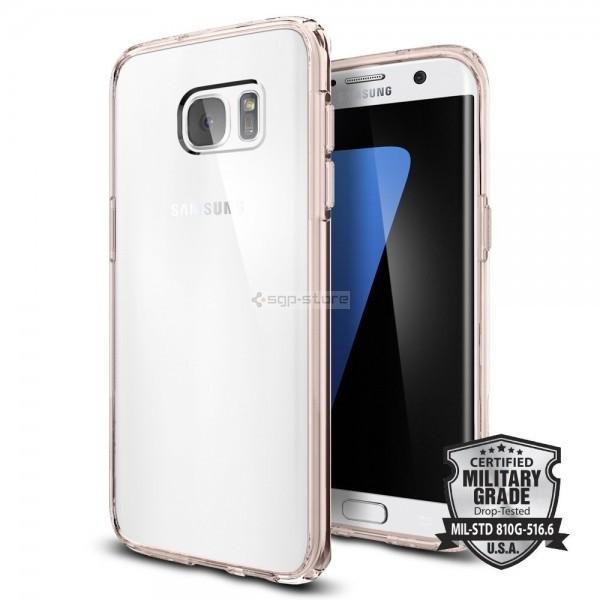 Чехол-гибрид для Galaxy S7 Edge - Spigen - SGP - Ultra Hybrid