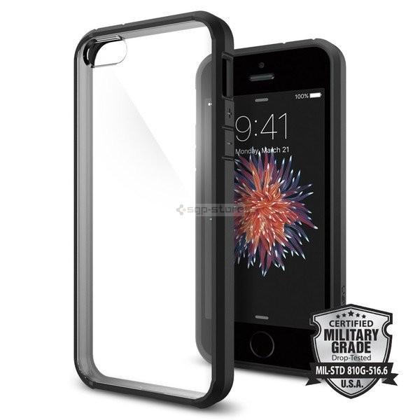 Чехол-гибрид для iPhone SE / 5s / 5 - Spigen - SGP - Ultra Hybrid