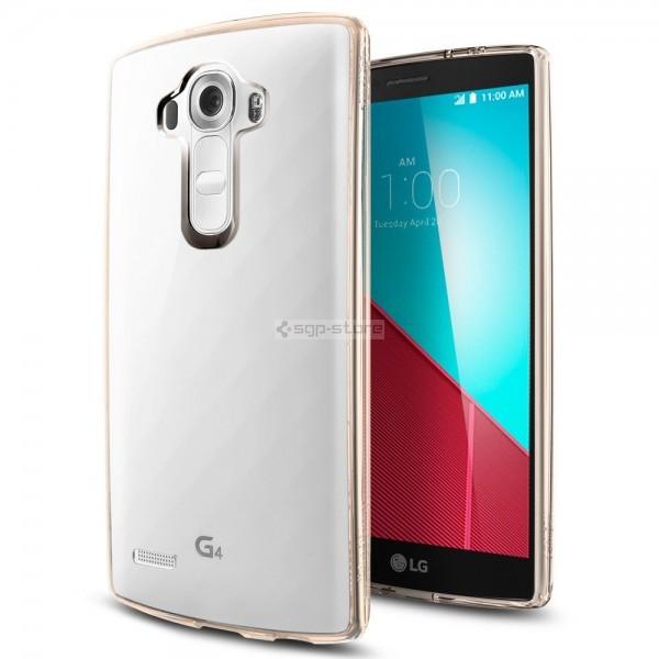 Чехол-гибрид для LG G4 - Spigen - SGP - Ultra Hybrid