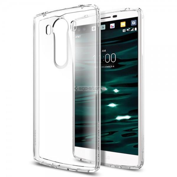 Чехол-гибрид для LG V10 - Spigen - SGP - Ultra Hybrid