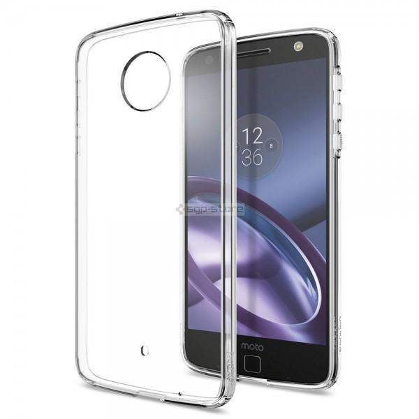 Чехол-гибрид для Motorola Moto Z Droid - Spigen - SGP - Ultra Hybrid