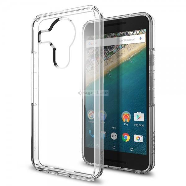 Чехол-гибрид для Nexus 5X - Spigen - SGP - Ultra Hybrid