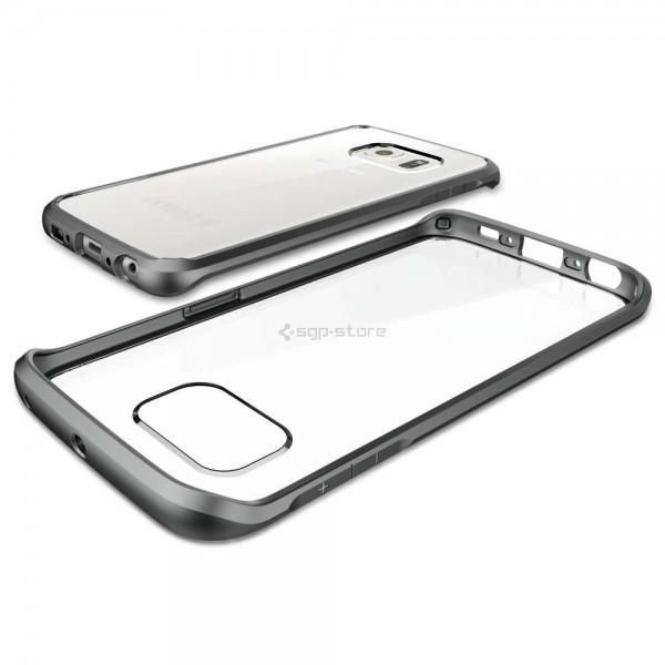 Чехол-гибрид для Galaxy S6 Edge - Spigen - SGP - Ultra Hybrid