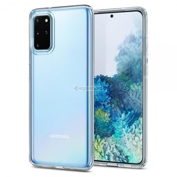 Чехол-капсула для Galaxy S20 Plus - Spigen - SGP - Liquid Crystal