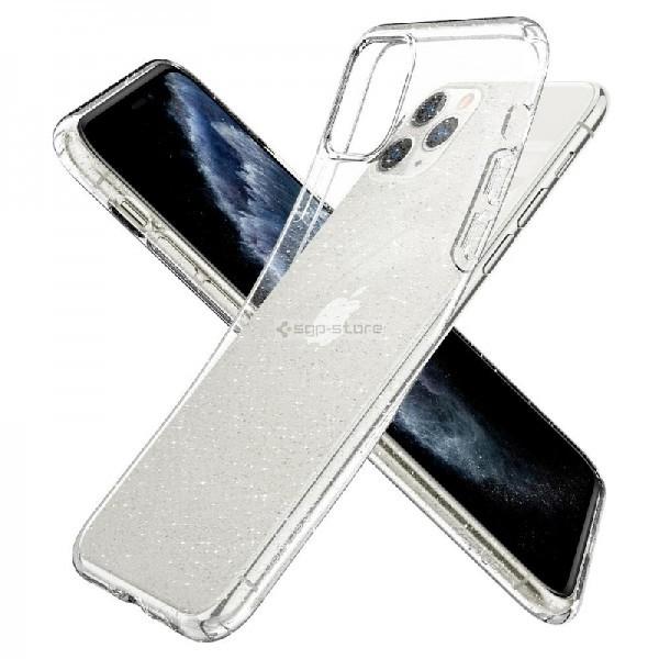 Чехол-капсула для iPhone 11 Pro - Spigen - SGP - Liquid Crystal Glitter