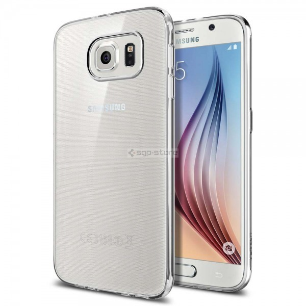 Капсула для Galaxy S6 - Spigen - SGP - Liquid Crystal