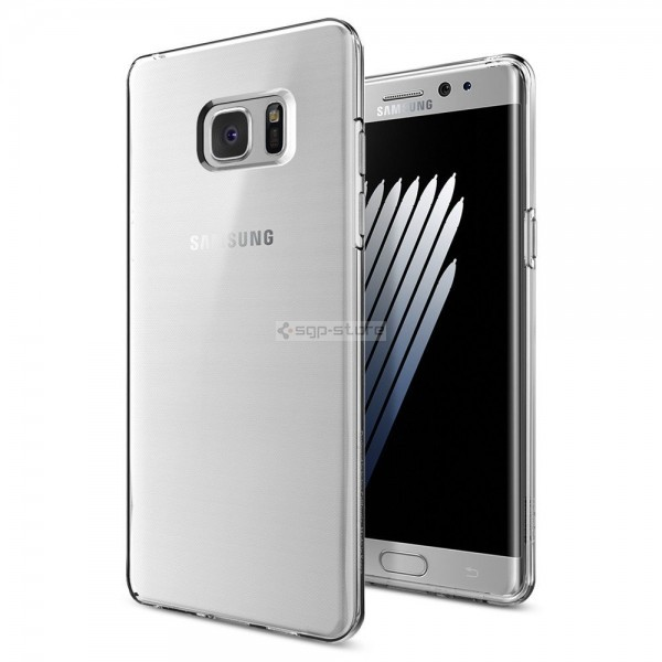 Чехол-капсула для Galaxy Note 7 - Spigen - SGP - Liquid Crystal