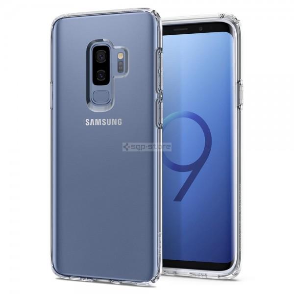 Чехол-капсула для Galaxy S9 Plus - Spigen - SGP - Liquid Crystal