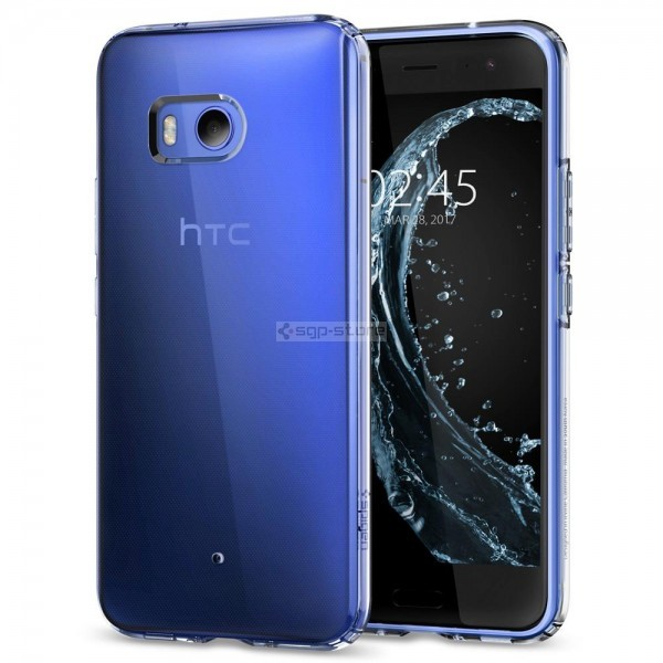 Чехол-капсула для HTC U 11 - Spigen - SGP - Liquid Crystal
