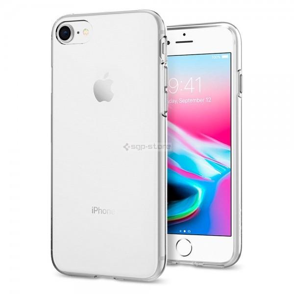 Чехол-капсула для iPhone SE (2020) / 8 / 7 - Spigen - SGP - Liquid Crystal