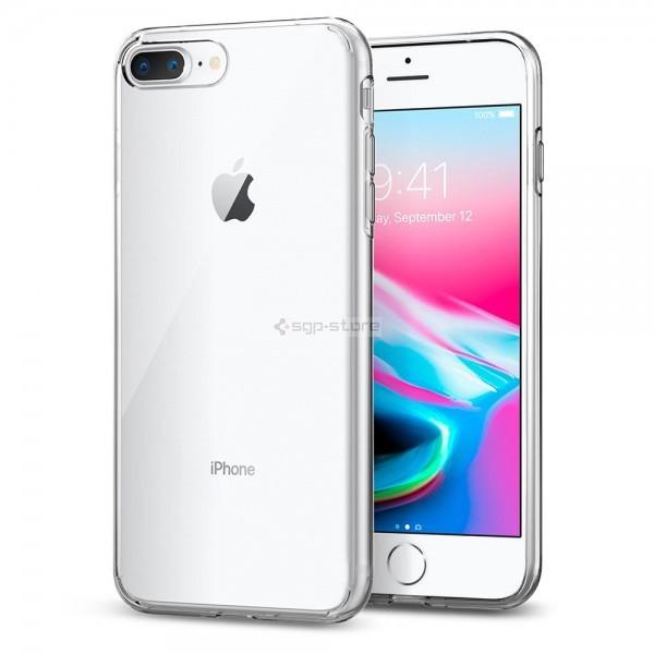 Чехол-капсула для iPhone 8 Plus / 7 Plus - Spigen - SGP - Liquid Crystal
