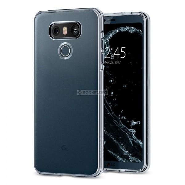 Чехол-капсула для LG G6 - Spigen - SGP - Liquid Crystal
