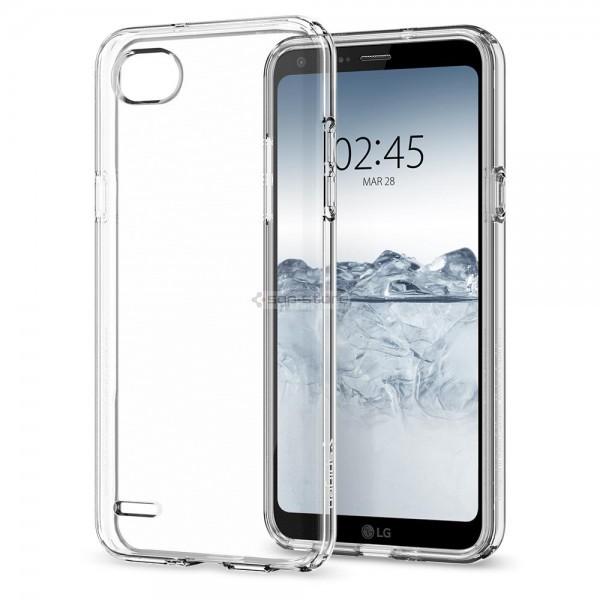 Чехол-капсула для LG Q6 - Spigen - SGP - Liquid Crystal
