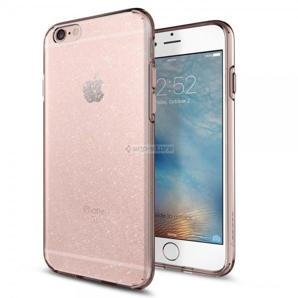 Чехол-капсула для iPhone 6S / 6 - Spigen - SGP - Liquid Crystal Glitter