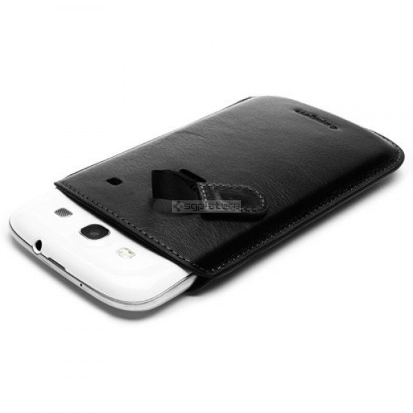 Чехол-карман для Samsung Galaxy S3 - Spigen - SGP - Crumena