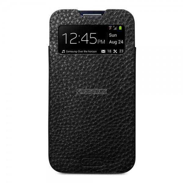 Чехол-карман для Galaxy S4 - Spigen - SGP - Crumena View