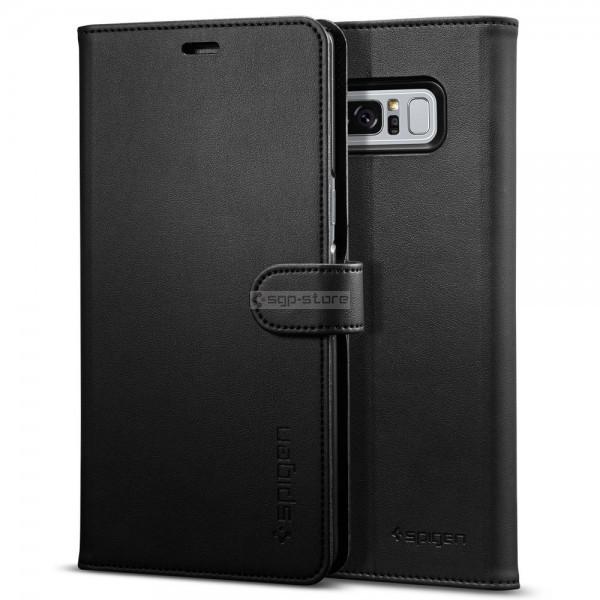 Чехол-книжка для Galaxy Note 8 - Spigen - SGP - Wallet S