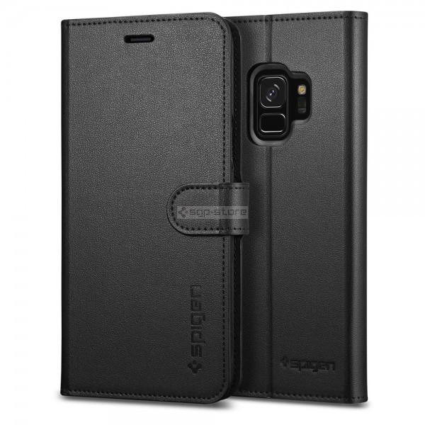 Чехол-книжка для Galaxy S9 - Spigen - SGP - Wallet S
