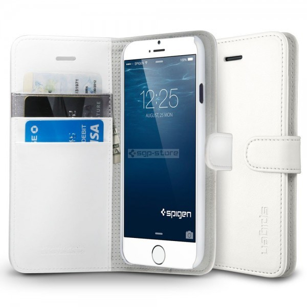 Чехол-книжка для iPhone 6s / 6 - Spigen - SGP - Wallet S
