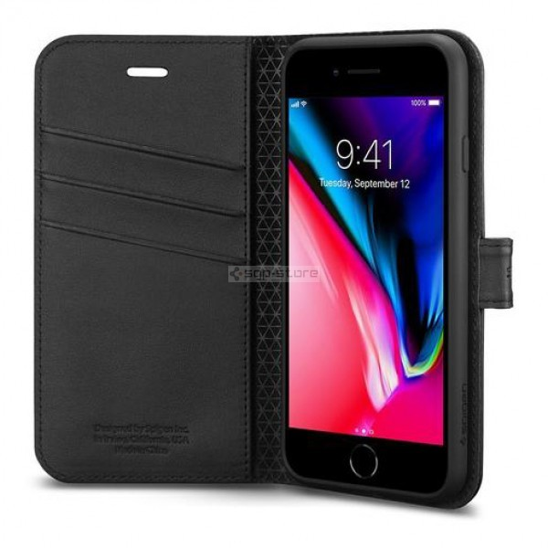 Чехол-книжка для iPhone SE (2020) / 8 / 7 - Spigen - SGP - Wallet S