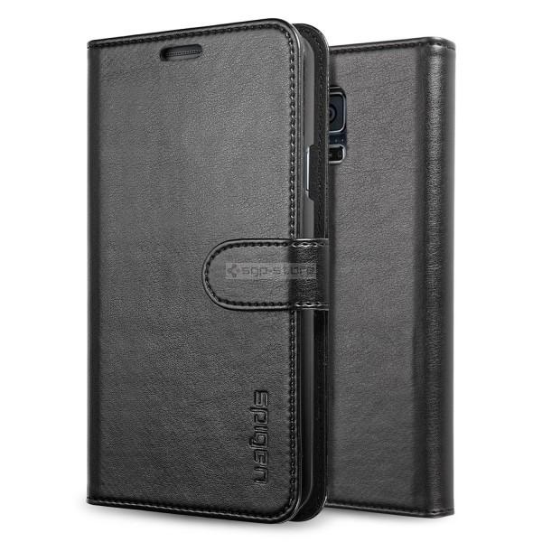 Чехол книжка для Galaxy S5 - Spigen - SGP - Wallet S