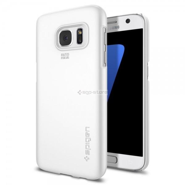 Чехол-накладка для Galaxy S7 - Spigen - SGP - Thin Fit