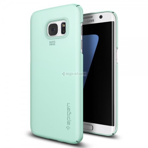 Чехол-накладка для Galaxy S7 Edge - Spigen - SGP - Thin Fit